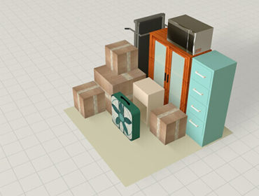 Аренда мини склада 1-2.5 кв.м.